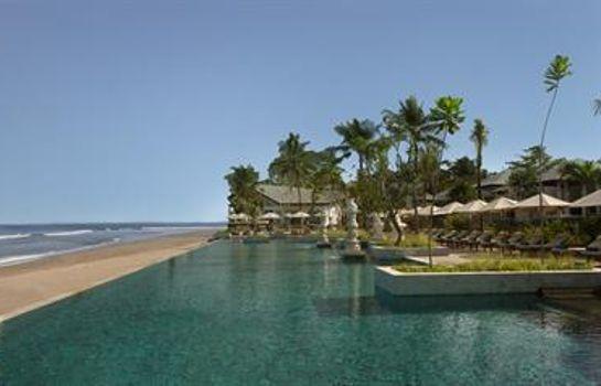 Exterior View The Seminyak Beach Resort Spa