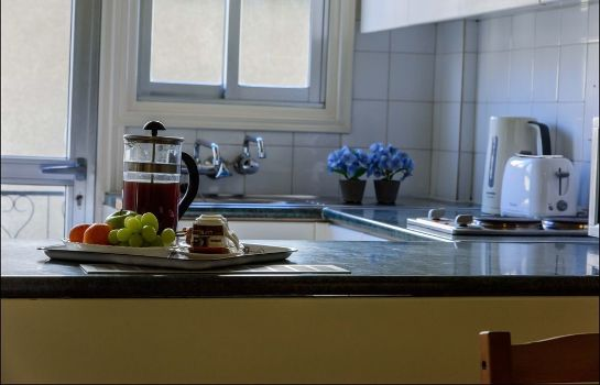 Kitchen in room Alexia Hotel Apts