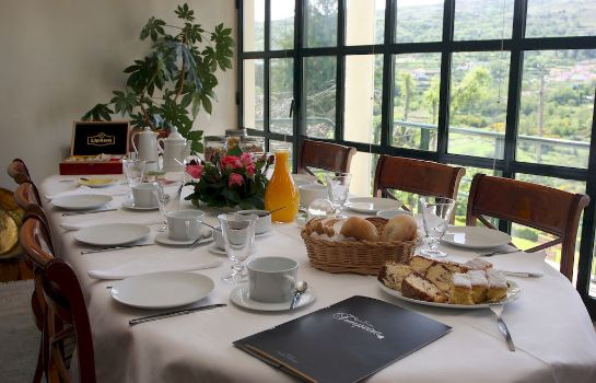 Breakfast room Quinta Da Timpeira
