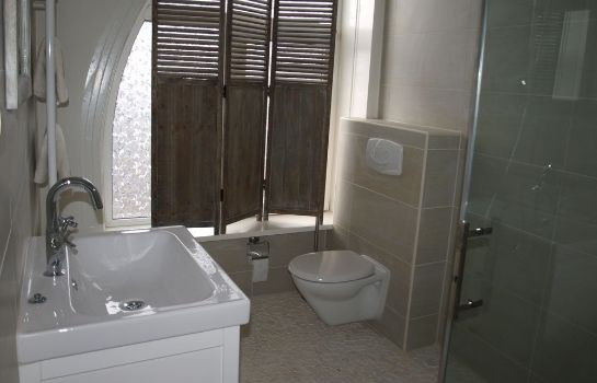 Bagno in camera Pension 't Molentje