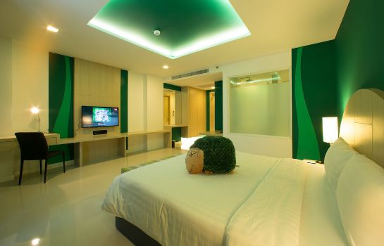 Standardzimmer SLEEP WITH ME HOTEL design hotel @ patong