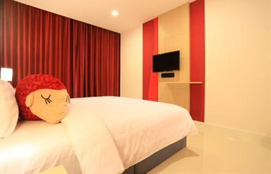 Zimmer SLEEP WITH ME HOTEL design hotel @ patong