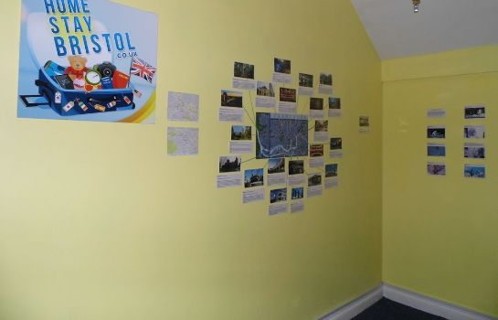 Interior view Homestay Bristol - Hostel