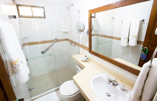 Bathroom Baluarte Cartagena Hotel Boutique