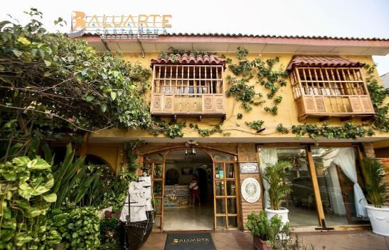 Information Baluarte Cartagena Hotel Boutique