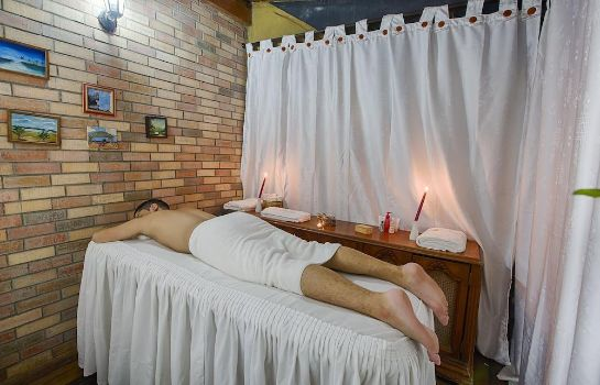 Massage room Baluarte Cartagena Hotel Boutique