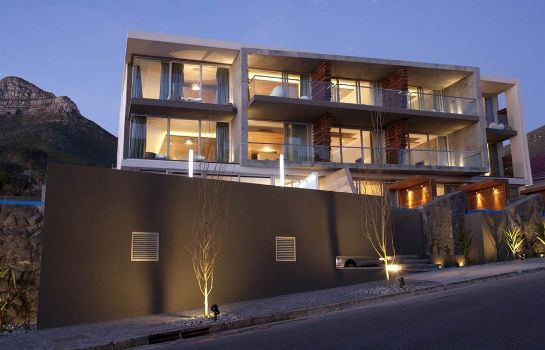 Exterior view POD Camps Bay