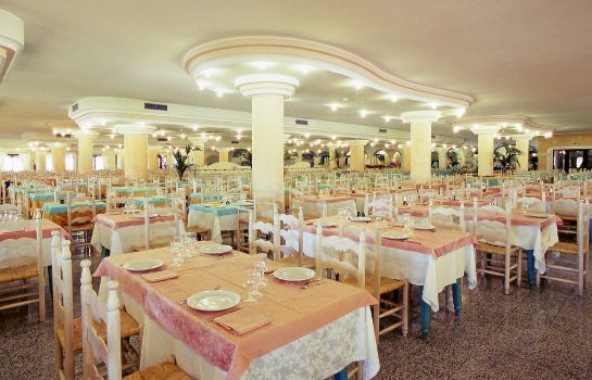 Restaurant Club Hotel Marina Beach