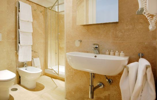 Badezimmer Navona Luxury Apartments