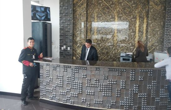 Reception Hotel Boutique City Center