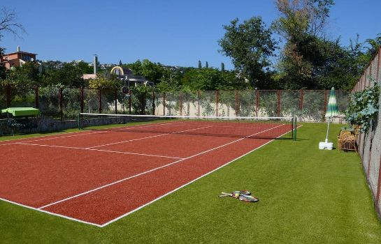 Campo de tennis Dallas Residence
