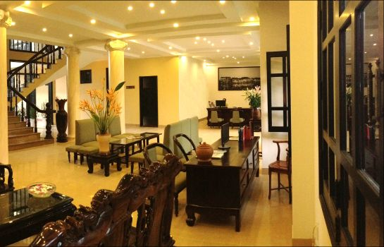 Hotelhalle Phu Thinh Boutique Resort & Spa