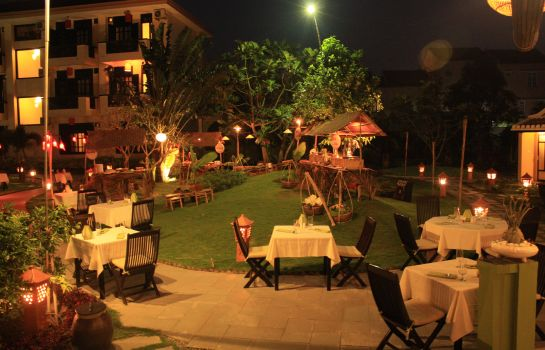 Restaurant 1 Phu Thinh Boutique Resort & Spa