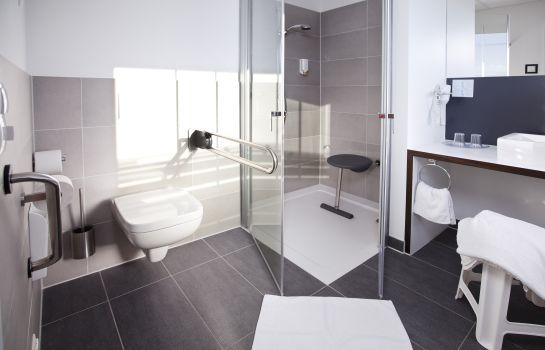 Badezimmer Rosa Flesch   Tagungszentrum