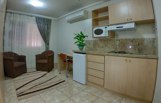 Single room (standard) Bela Vista Service Residence