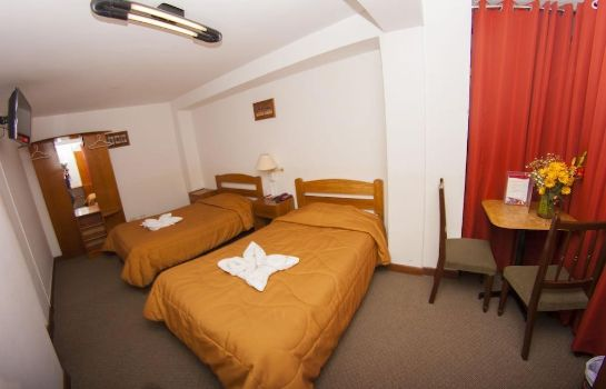 Standard room Antares Mystic Hotel