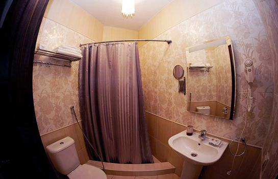 Bagno in camera Porutchik Golitsyn Hotel
