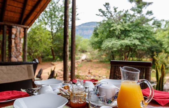 Terrasse Shikwari Bush Lodge & Pangolin Bush Camp
