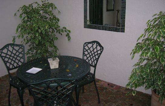 Terrasse The Old Trading Post - Guest House
