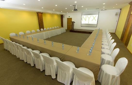 Meeting room Hotel NYX Cancun