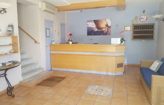 Reception Hotel Sole Mare