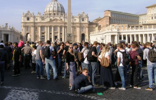 Umgebung Beside The Vatican
