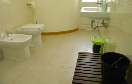 Bagno in camera B&B My Way