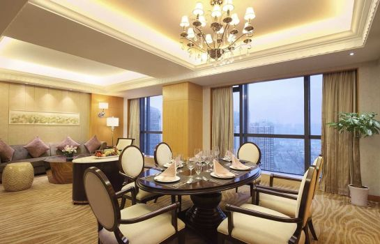 Suite DoubleTree by Hilton Wuhu