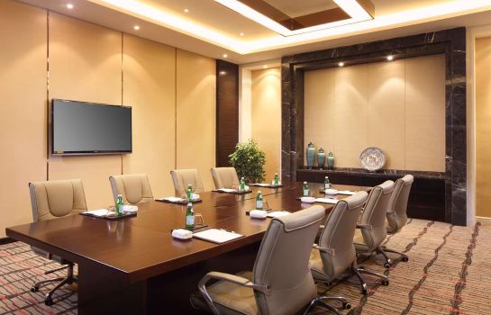 Conference room DoubleTree by Hilton Wuhu
