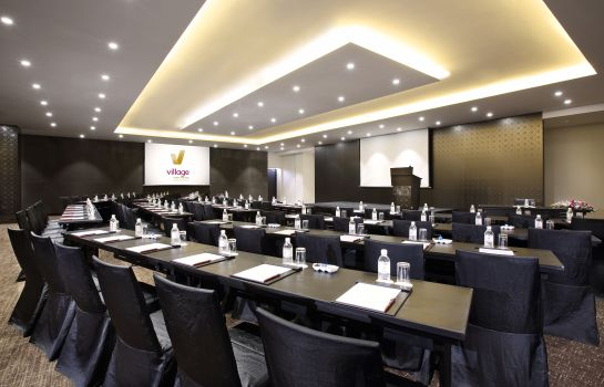Workshopruimte Village Hotel Katong