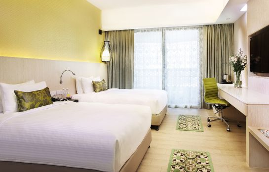 Chambre individuelle (standard) Village Hotel Katong