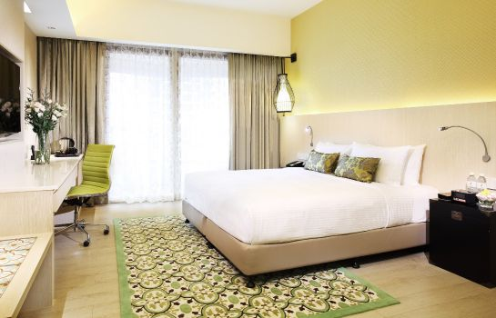 Chambre double (standard) Village Hotel Katong