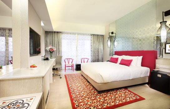 Double room (superior) Village Hotel Katong