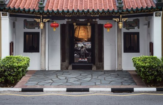 Exterior view AMOY by Far East Hospitality