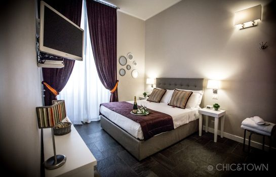 Double room (standard) Chic & Town Luxury Rooms