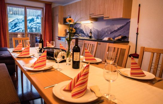 Info Appartements Rothorn
