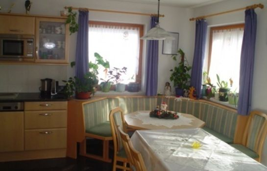 Informacja Appartements Gruber