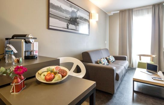 Hotelhalle APPART'CITY CONFORT LE BOURGET AEROPORT