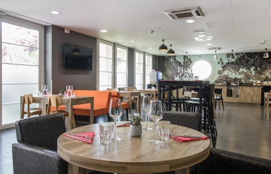 Restaurant APPART'CITY CONFORT LE BOURGET AEROPORT