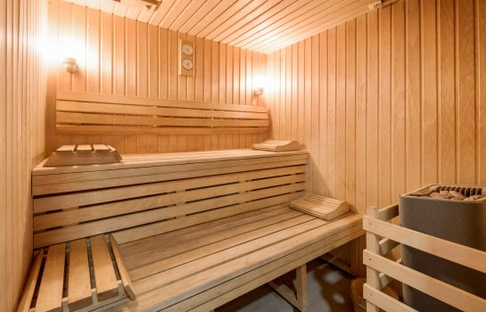 Sauna APPART'CITY CONFORT LE BOURGET AEROPORT