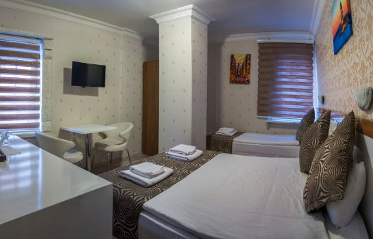 Chambre double (standard) Airport Best Hotel