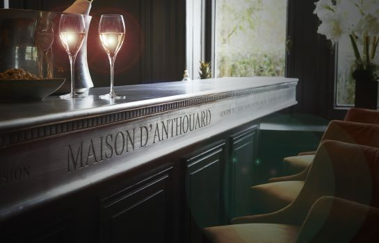 Bar hotelowy Maison d'Anthouard