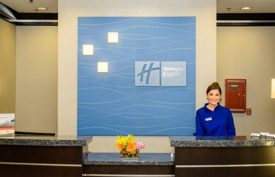 Hotelhalle Holiday Inn Express & Suites AUSTIN NW - ARBORETUM AREA