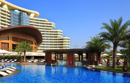 Hotelbar InterContinental Hotels SANYA HAITANG BAY RESORT