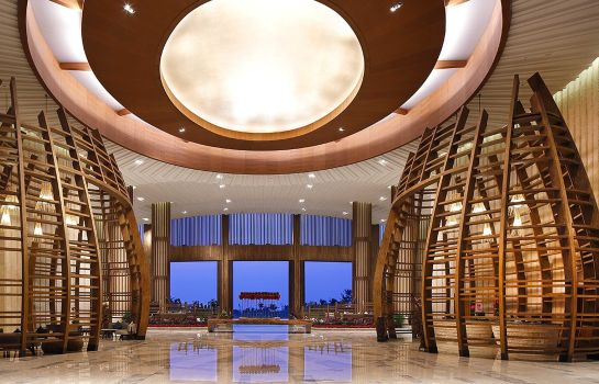 Hotelhal InterContinental Hotels SANYA HAITANG BAY RESORT