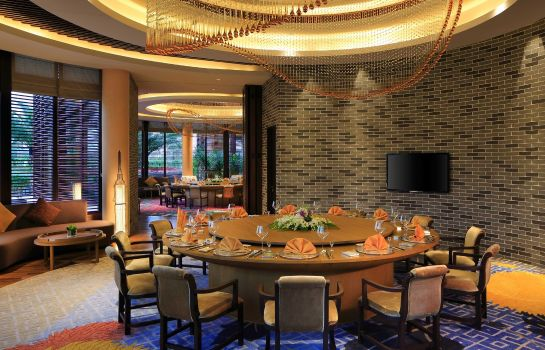 Restaurant InterContinental Hotels SANYA HAITANG BAY RESORT