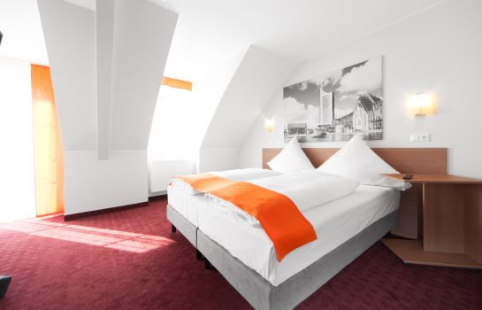 Double room (superior) McDreams Leipzig City