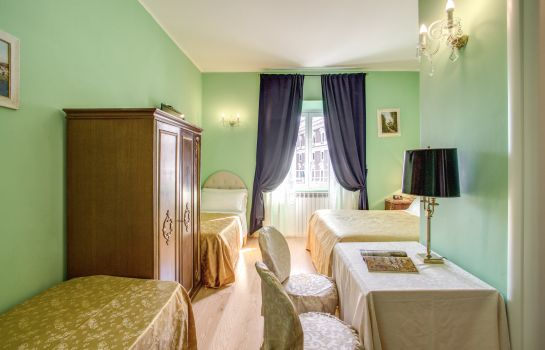 Four-bed room Residenza dei Principi
