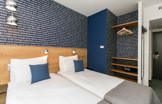 Tweepersoonskamer (standaard) Roombach Hotel Budapest Center