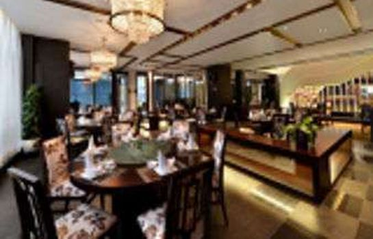 Restaurante Howard Johnson Hi-Tech Plaza Chengdu